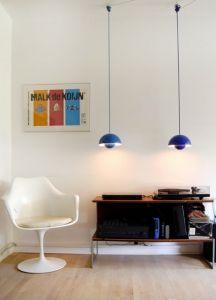 FlowerPot VP1 pendant light, Verner Panton,  - 189€