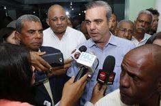 Revista El Cañero: Declaración de Luis Abinader en su visita a la clí...