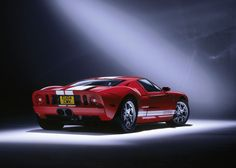 Ford GT, a thing of beauty