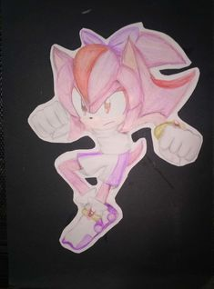 Maria The Hedgehog, Sonic The Hedgehog, Maria Rose, Sonic Heroes, Amy Rose, Sonic Art, Archie, Disney Characters, Fictional Characters