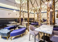 Ethos by I-AM is a contemporary, fast-casual concept offering a selection of healthy, meat-free food to the high street. It is located in the heart of central London, a stone's throw from Oxford Circus station.