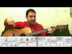 Tutorial: La Bamba - Fingerstyle Guitar (w/ TAB) - YouTube