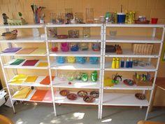 Kreativzimmer - Kinderhaus Panama