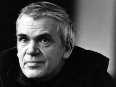 Milan Kundera, of laughter and forgetting...