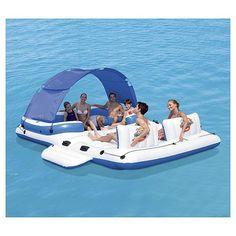 Tesco direct: Bestway inflatable Tropical Breeze Floating Island