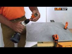 CMT hole saw 552 on gres