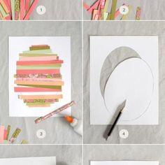 Craft, World, Easter Activities, Creative Crafts, Crafting, Handmade, Do It Yourself, Handarbeit, The World