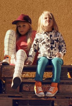Mainio is fun, comfortable and quirky children's clothing label from Finland. www.mainioclothing.com Clothing Labels, Finland, Hipster, Spring Summer, Fun, Clothes, Style, Fashion, Outfits