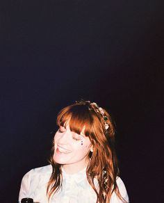 Radiant Florence Welch