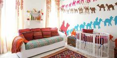 5 Original Baby Room Ideas