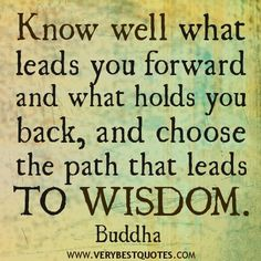 The Buddha's Quote