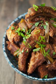 chinese black bean ribs recipe | use real butter