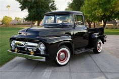 1956 FORD F-100 Lot 411 | Barrett-Jackson Auction Company
