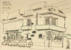Philippe Doro : Marseille. Architecture 1930.