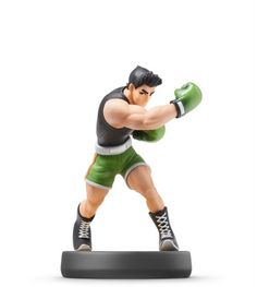 Little Mac - Super Smash Bros. Series (Amiibo) NM Skylanders for Like the Little Mac - Super Smash Bros. Wii Fit, Super Smash Bros 3ds, Smash Bros Wii, Xbox One, Nintendo Switch, Bros Brothers, Little Mac, Diddy Kong, Character