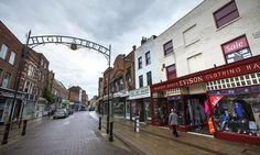 Fear and anger in once-wealthy town divided by insecurity and immigration