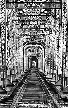 Steel RR Bridge