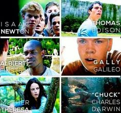 """The Maze Runner 