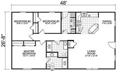 Floor Plans.  Small house, if I get to build my own.