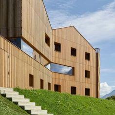 Mann Capua-Mann . Region of Vaud Sport House . Leysin  (4)