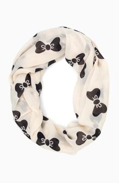 Hello Bow Scarf