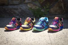 New Balance 574 Rainbow Pack Mens & Womens