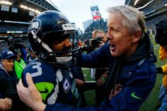 In one of the most amazing comebacks in NFL playoff history, the Seattle Seahawks overcame a 19-7 deficit late in the fourth quarter to defeat the Green Bay Packers 28-22 in OT Sunday.