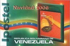 Postal: Perinola (Venezuela) (Ipostel - Christmas 2006) Col:ve_ipostel_NAV2006_03