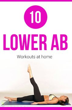 Research indicates that one of the hardest and most challenging body regions to go through training or to exercise are the lower abs. #ab_workouts