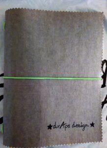 LIBRETA MIDORI PARA MI BULLET JOURNAL Draps Design, Bullet Journal, Colors