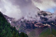 Nebelschwaden beim Lünersee-Staudamm Grand Canyon, Tours, River, Nature, Outdoor, Mists, Bavaria, Outdoors, Naturaleza