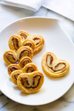 2-Ingredient Palmiers