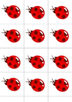 wMmxVKRzbMM Baby Ladybug, Ladybug Art, Mushroom Crafts, Birthday Charts, Butterfly Template, Cute Coloring Pages, Class Decoration, Winter Crafts For Kids, Dot Painting