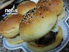 Hamburgere Dair Her Şey ( Ekmeği, köftesi ve Sosu)- Tavsiye edilir:)