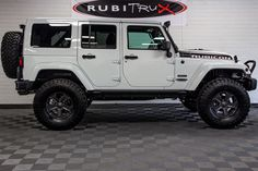 Search results for: custom jeep wrangler rubicon recon unlimited white' Jeep Truck, Jeep Jeep, Custom Jeep, Jeep Wrangler Rubicon, First Car, Jeep Life, Car Insurance, Monster Trucks, Abs