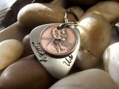 this would be really cute for an aniversay present with the penny being from the year you got married.  or Mother's day and Father's day with a penny from each of the kids birth years.