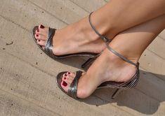 Sexy sandals.