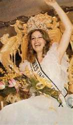 Rina Messinger... Miss Universe 1976 from Israel