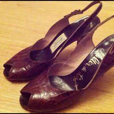 Vintage Palter DeLiso Shoes