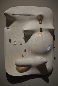 Lunar Landscape - Isamu Noguchi See More. Isamu Noguchi, Alberto Giacometti, Modern Art, Contemporary Art, Art Sculpture, Sculpture Garden, Paperclay, Art Object, Oeuvre D'art