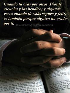 El poder de la oración!