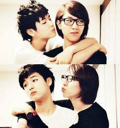Jung Shin&Kang Min Hyuk^^
