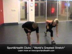 Sport&Health Clubs: World's Greatest Stretch (+playlist)