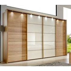 Wardrobe Laminate Design, Wall Wardrobe Design, Sliding Door Wardrobe Designs, Wardrobe Interior Design, Bedroom Furniture Design, Master Bedroom Interior, Bedroom Bed Design, Wardrobes With Sliding Doors, Bedroom Closet Doors