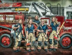 FEATURED POST @bomberodesigns - From @dansunphotoart #bomberodesigns The Women of FSFD I've created many images for my EMS sisters but not many for my firefighting sisters. I think the discrimination against women in the fire services is very real and present. I think the argument is that women aren't strong enough to do the job. At my fire department we have several female fire fighters and they are all strong enough and very capable of doing the job. Any one of them would be able to pull…