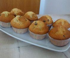 Rezept Grundrezept ruck zuck Muffins - Vanillemuffins mit Schoko von Mia.Stella - Rezept der Kategorie Grundrezepte