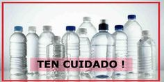 botellas de plásticos