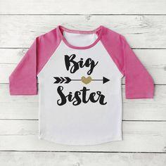 Big Sister Shirt; Boho Personalized Big Sister Shirt;Unicorn Tank Top;Girl/'s Tank Top;Pregnancy Announcement;Floral Tank Top