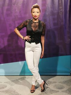 'The Real' Style Breakdown: Jan. 5 - Jan. 9, 2015 - The Real Talk Show Photo Gallery - Jeannie Mai