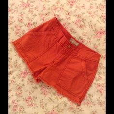 Free People Shorts 🌺Sale 🌺 Cute and comfy! Free People Shorts